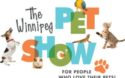 The Winnipeg Pet Show will be at the 2020 Manitoba RV Show & Sale